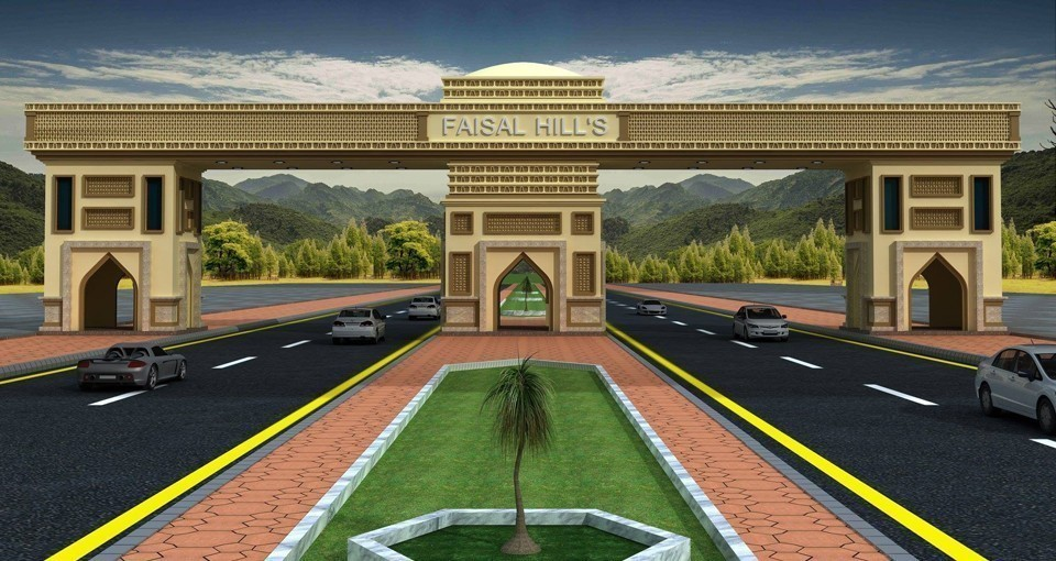 Faisal Hills – the rising home trend